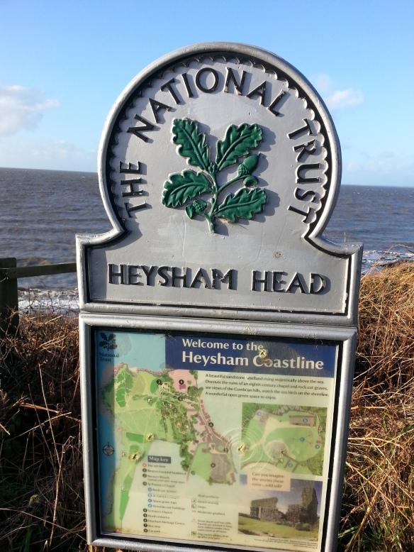 Walk Heysham National Trust